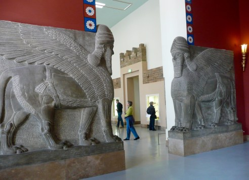 Collection of the Near East, Pergamon Museum