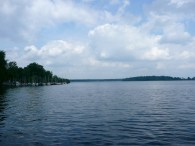 Wannsee - so difficult to see how such hideous decisions were made in the sight of something so beautiful