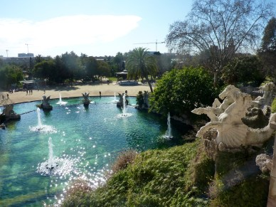 Font de la Cascada, Parc de la Ciutadella