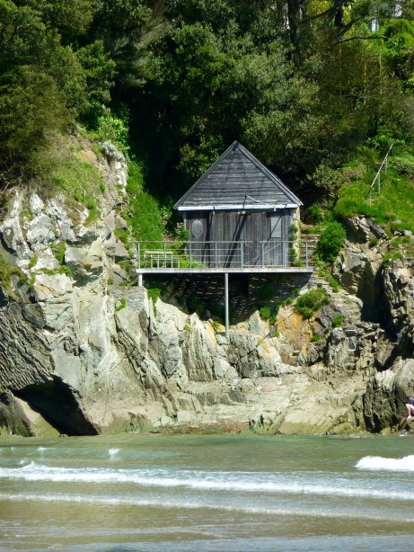 My idea of house heaven, South Sands, Salcombe