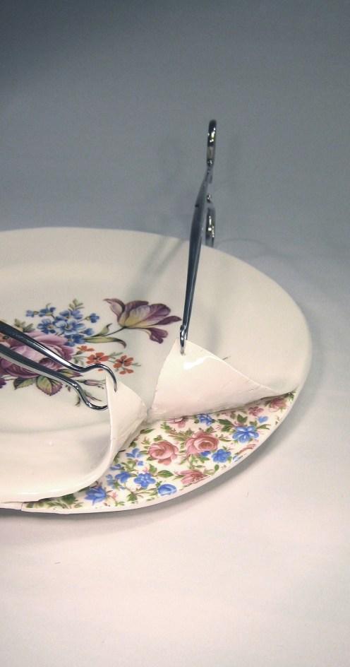 Open China Plate