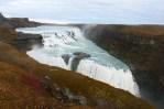 Gullfoss, the Golden Waterfall