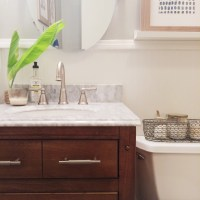 DESIGN  |  The Buy-It-Twice Bathroom Project