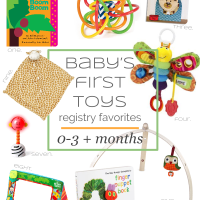 LITTLES  |  Baby's First Toys - Registry Favorites! 0-3+ Months