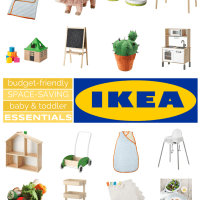 LITTLES  |  IKEA Baby & Toddler Favorites: $50 and Under!