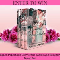 Ladies and Scoundrels Giveaway!
