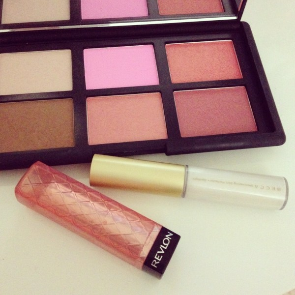 Face Of The Day Nars, Becca, Revlon