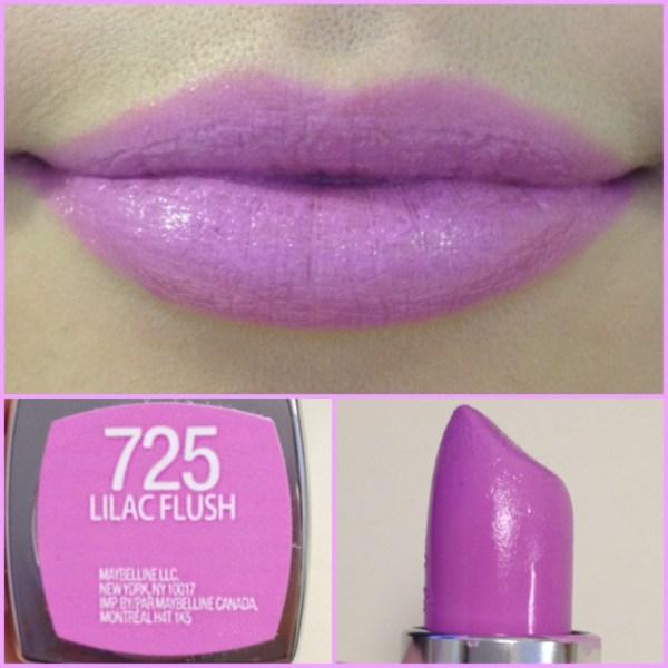 lilac flush
