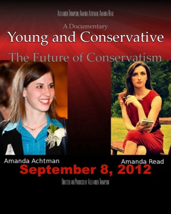 Young and Conservative Poster