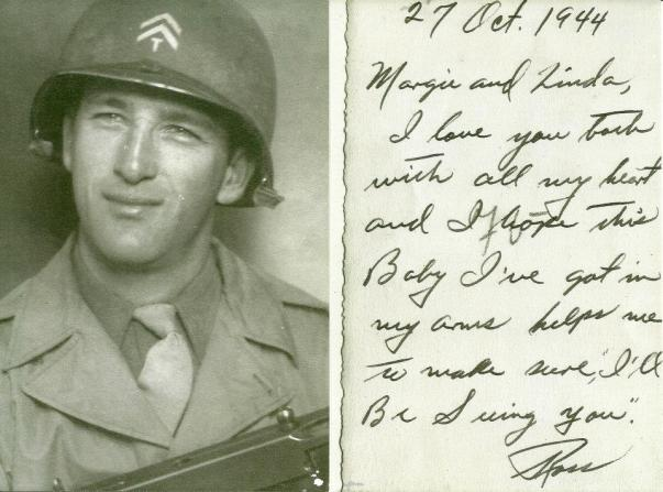 My great-grandfather Ross E. Bryan was in the third wave to go ashore in Normandy, France 70 years ago today on June 6.