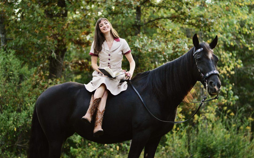 Humane Economy on Horseback