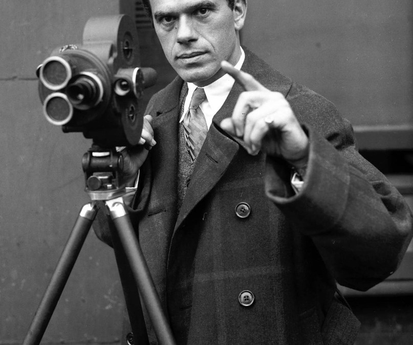 Filmmakers who want to combat the culture of death should take Capra's advice