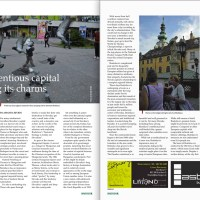 Spectacular Slovakia 2010 Goes to Press, Some Favorite Pages