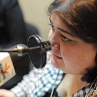 "Voice of America (VOA) Azeri Language Service: ""I Admire the Courage of Khadija."" [Interview]"