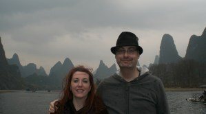 Throwback Thursday - On the Li River