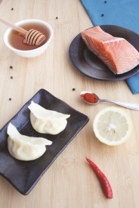 Sweet and Spicy Salmon Dumpling Recipe