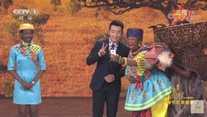 Yes, That CCTV Gala Sketch Was Racist