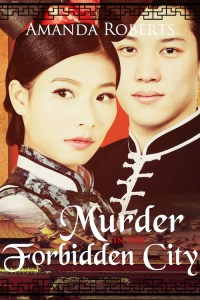 A Chat with Cherith Vaughan, Cover Designer for Murder in the Forbidden City