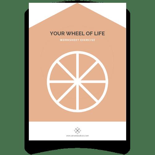 Wheel of Life Worksheet