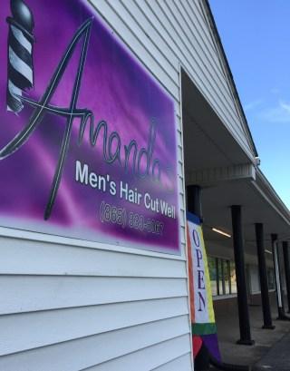 Yes, Amanda's in open.