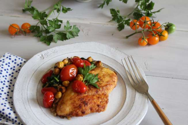 easy chicken dinner, amandas plate dinner idea, chicken dinner