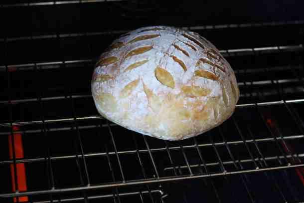 Amandas Plate Sour Dough