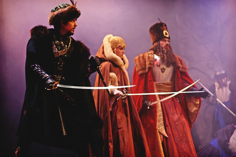 University of Colorado Boulder- Theatrical Photography