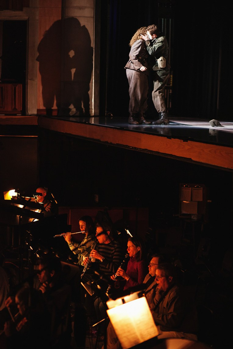 Colorado Theater Photography
