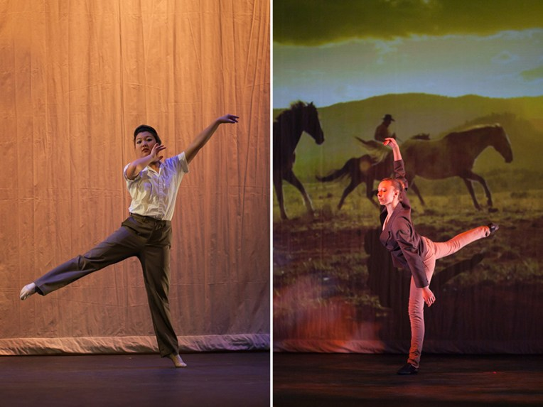 Colorado Children's Dance Photography