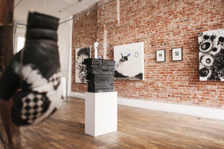 Jared David Paul Anderson at Leon Gallery | www.amandatipton.com