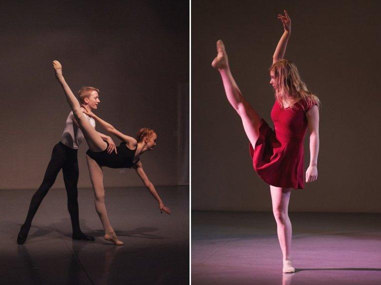Young Choreographers at Colorado Conservatory of Dance | www.amandatipton.com