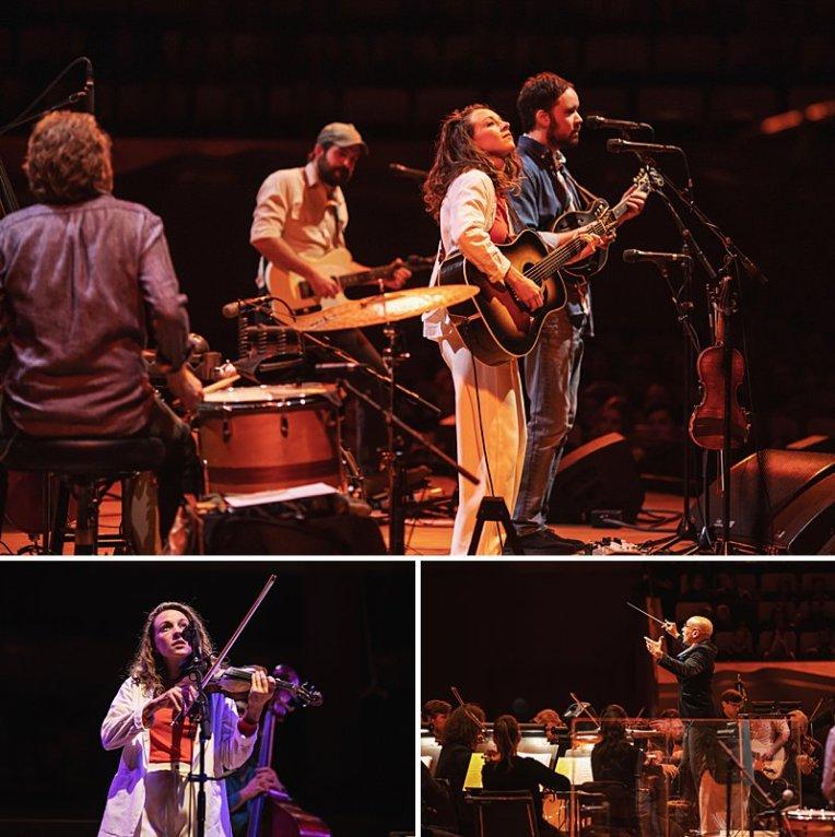 Boettcher Concert Hall,Colorado Symphony Orchestra,Denver Event Photographer,Mandolin Orange,