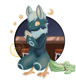 A gift for PieCreature on DA.