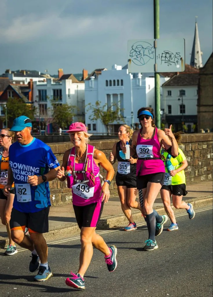 Barnstaple Half marathon