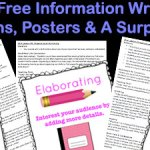Why You're Probably Teaching Information Writing WRONG