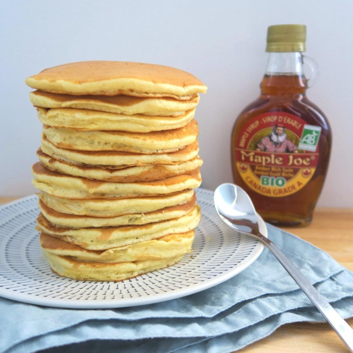 pancakes recette parfaite amandeetcie
