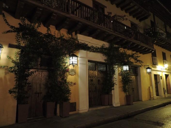 Calles de Cartagena
