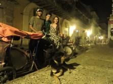 Con un amigo viajero! Recorre Colombia con su perro y su bici.