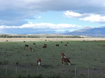 Paisaes de la Patagonia