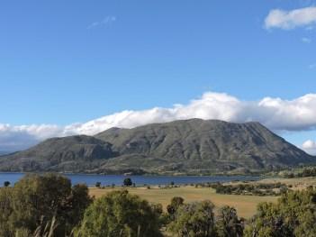 Paisajes de la Patagonia
