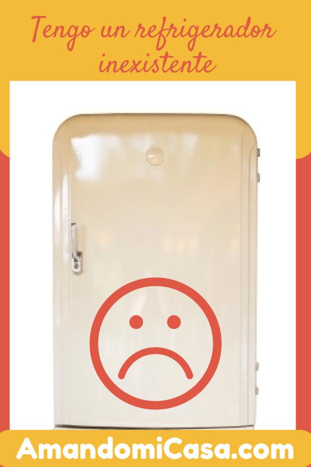 Refrigerador inexistente