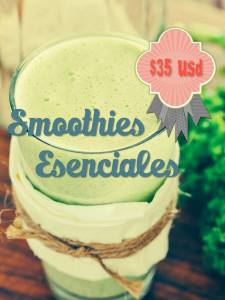 Smoothies esenciales