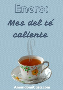Enero_ mes del té caliente