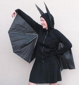 Disfraz de murciélago