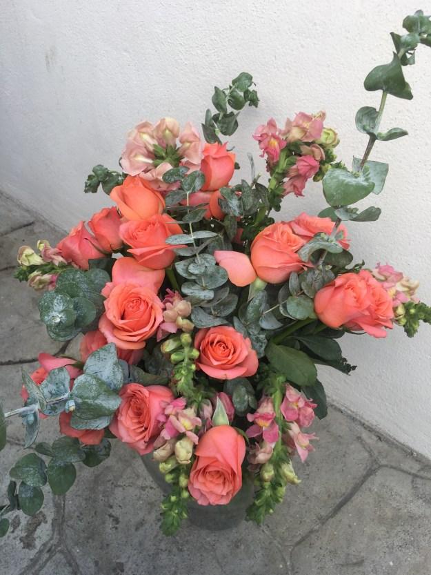 arreglo de flores