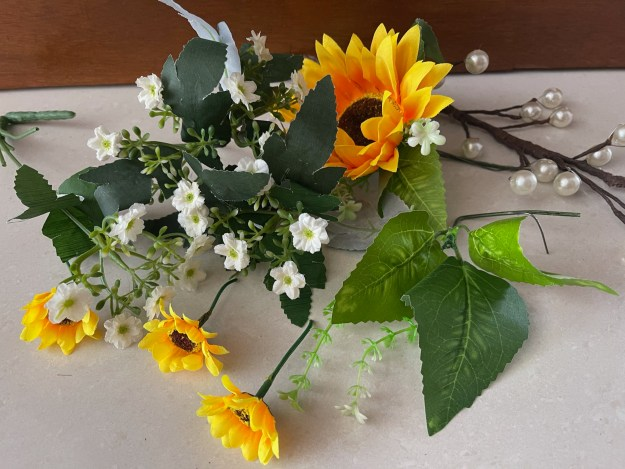 Material para ramos de flores