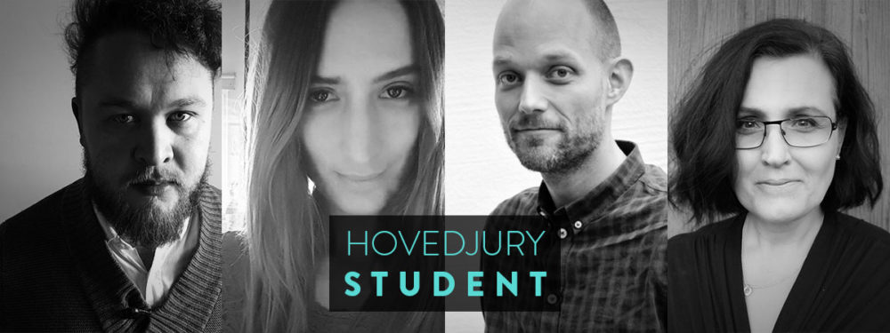 Hovedjury for Amandus STUDENT