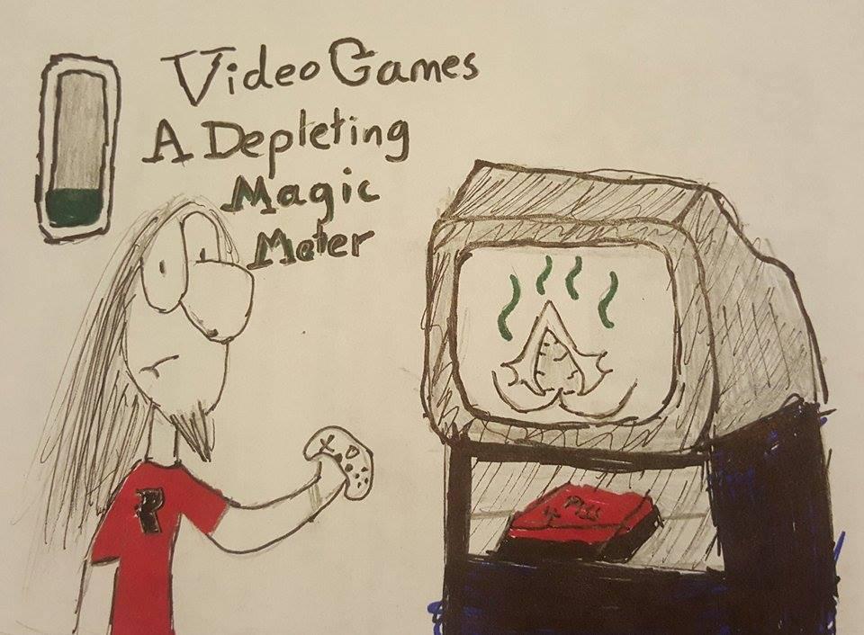 Video Games: Art & Alot of Fart