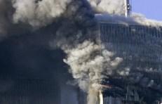 Las torres del World Trade Center de Nueva York ardiendo, el 11 de septiembre de 2001
