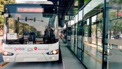 Photo of Anuncian 782 mdp para nueva etapa de Qrobus